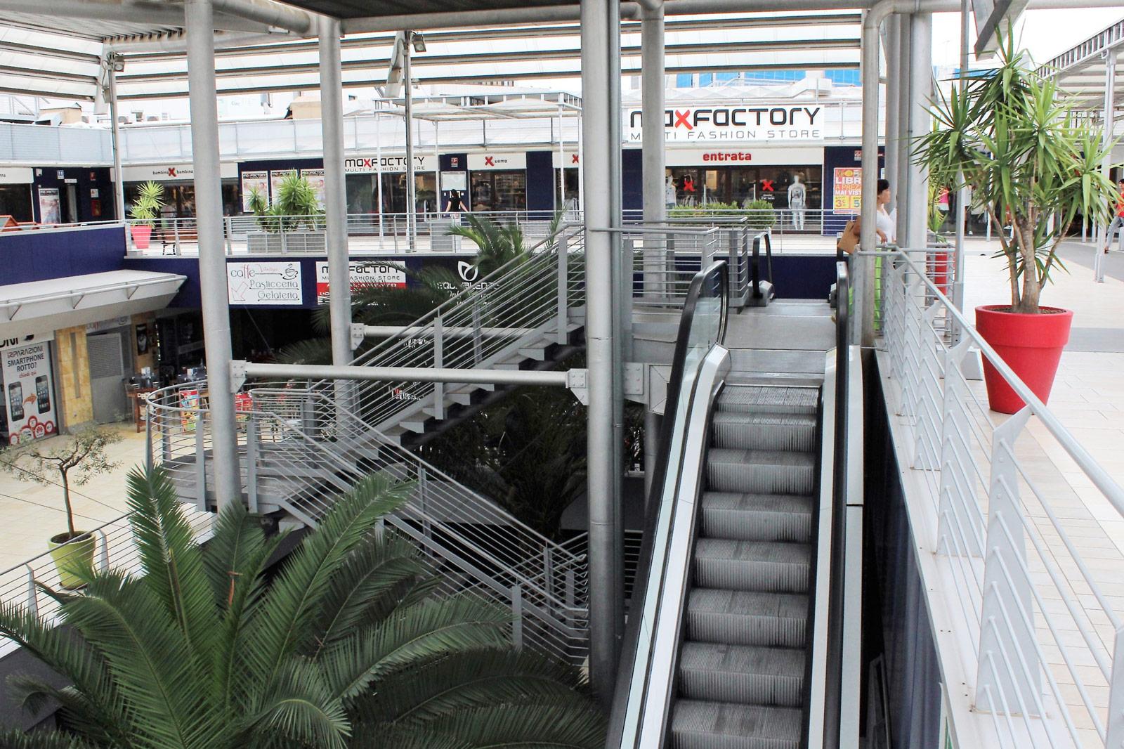 gruppo Zeppieri Costruzioni - Centro Commerciale Anagnina Roma