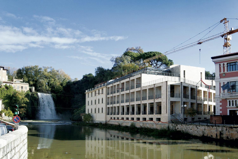 gruppo zeppieri costruzioni - liri palace hotel